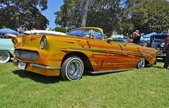 LEGENDS Car Club Show (KID DEUCE) Tags: california classic chevrolet car club san antique convertible pedro chevy classics legends hotrod garcia custom bomb conrad lowrider carshow kustom 2014
