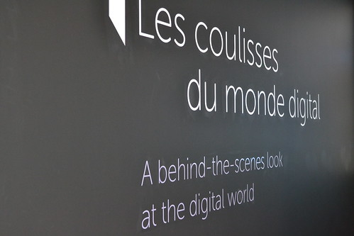 Les coulisses du monde digital