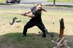 PNW HEMA Gathering Day 2 (jimmynorris_2000) Tags: long european martial arts seven cutting sword swords pnw hema grappling