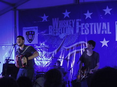 Felice Brothers at Whiskey Revival Festival ~ Washington, PA ~ July 12, 2014 (sprusak) Tags: felicebrothers