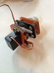 IMG_9867 (John Baichtal) Tags: robot arm uarm suctiongripper ufactory