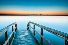 keep calm and see the dawn (Manuel Vilachan) Tags: longexposure sea dawn murcia