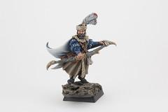 Markus Wulfhart, Huntsmarshal of the Empire (revolution8) Tags: fantasy empire warhammer markus whfb wulfhart