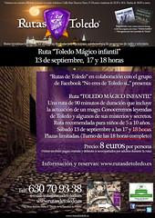 "Ruta ""Toledo Mgico Infantil"" 13/9/14 (leytol) Tags: nios toledo infantil tours turismo toledomgico rutasdetoledo noeresdetoledosi"