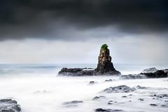 Stand out (Kash Khastoui) Tags: sunset storm canon coast rocks cathedral sony south australia nsw kiama kash 24105 khashayar a7r khastoui