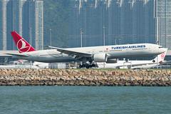 Turkish Airlines B777-300ER TC-JJO (altinomh) Tags: engine twin mini seven boeing 777 triple jumbo b777 etops minijumbo worldliner
