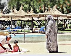 (i_sonni_sou) Tags: children headscarf egypt kinder luxor ägypten kopftuch
