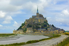 Saint Michel1 (marshall_valencia) Tags: france abbey unesco normandy mont saintmichel