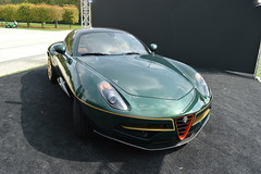 2014_09_Concours_Chantilly_Alfa_Roemo_Disco_Volante_0 (Daawheel) Tags: car vintage alfa romeo concours alfaromeo chantilly elegance