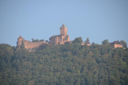 Le château du Haut-Koenigsbourg.2