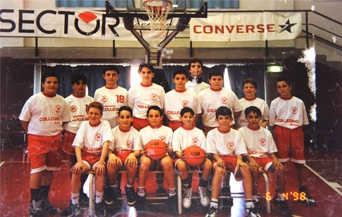 Collegno MiniBasket 97-98