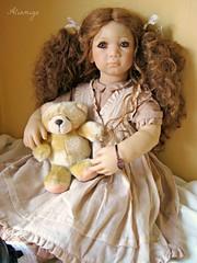 Esme (Tartadefresa) Tags: doll kinder 1997 annette esme puppen muñeca annettehimstedt