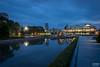 Hiroshima's Peace Park (davidgevert) Tags: longexposure japan twilight hiroshima bluehour hiroshimapeacepark peacememorial nikon2470mmf28 nikond800 davidgevert gevertphotography