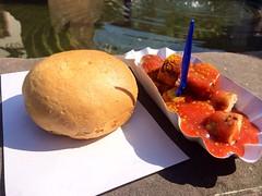 Currywurst!