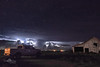 Out Last Night (Chains of Pace) Tags: storm oklahoma clouds barn truck landscape sony prairie lightening panhandle guymon