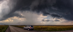 Beaverton Storm Panorama