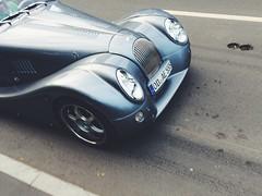 perfect modern morgan (Alexey Tyudelekov) Tags: car petersburg morgan южнаядорога