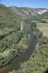 St Antonin Noble Val and the Aveyron Gorge, Tarn et Garonne, France (kitmasterbloke) Tags: old house france river rocks medieval gorge vieux tarnetgaronne stantoninnobleval aveyrone