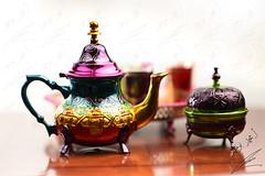 Maghrebi mint tea شاي نعناع مغربي (محمد بوحمد بومهدي) Tags:
