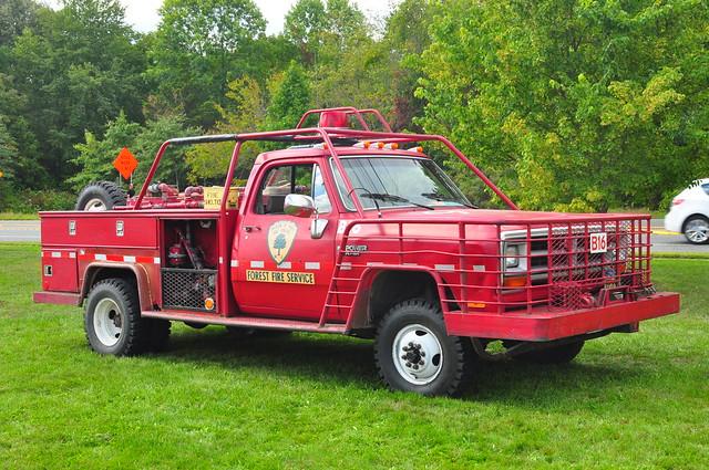 newjersey nj firetruck dodge fireengine ram medford b1 njdep burlingtoncounty brushtruck newjerseyforestfireservice powerram350