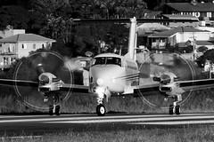 PP-JBJ (rcspotting) Tags: private king air 350 beechcraft executive avgeek sbjd qdv rcspotting ppjbj