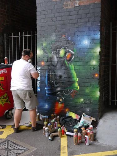 Si2 - Hull Graffiti
