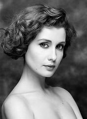 Claudia Koll (erkmaddy) Tags: portrait face ritratto volto