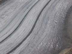 Gletscherspuren (swi_) Tags: schnee snow ice spuren traces structures glacier gletscher eis strukturen