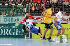 "DKB DHL15 Rhein-Neckar-Löwen vs. HSV Handball 06.09.2014 021.jpg • <a style=""font-size:0.8em;"" href=""http://www.flickr.com/photos/64442770@N03/15169161695/"" target=""_blank"">View on Flickr</a>"
