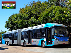 6 1070 Viao Cidade Dutra (busManaCo) Tags: bus sopaulo mercedesbenz urbano nibus bluetec busmanaco viaocidadedutra nikond3100 o500uda