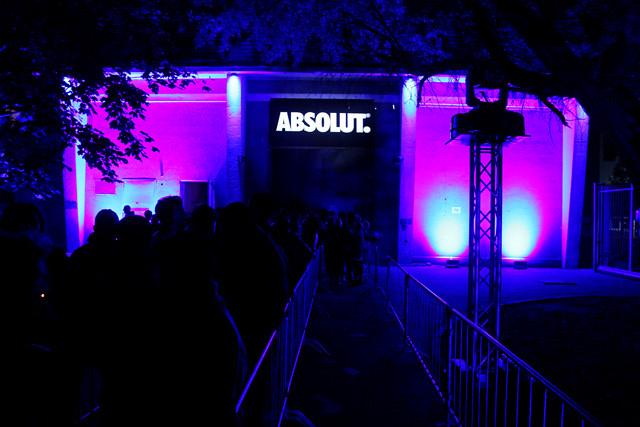 Nights by Absolut - Berlin