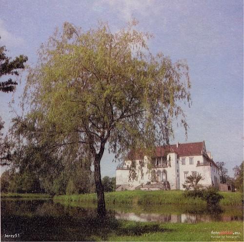 Zamek Szydłowiecki, lata 80-te, XX wieku (fotopolska.eu)