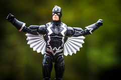 ND-550 Black Bolt (misterperturbed) Tags: marvellegends marvel illuminati hasbro blackbolt inhumans