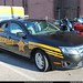 Summit County Sheriff K-9 Ford Fusion