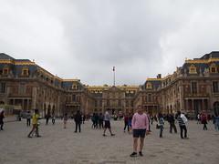 Chateau de Versailles!