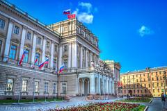 Mariinsky Palace (Kev Walker ¦ 8 Million Views..Thank You) Tags: stpetersburg russia hdr 2015 kevinwalker