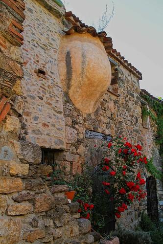 Castelnou : four à pains
