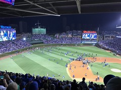 """Adam's View of the Cubs NLCS Celebration • <a style=""""font-size:0.8em;"""" href=""""http://www.flickr.com/photos/109120354@N07/32298286833/"""" target=""""_blank"""">View on Flickr</a>"""