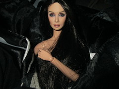 Cher ooak  Crazy About Tiffany's Doll repaint (suellenmuniz) Tags: cher crazy about tiffanys doll repaint ooak reroot