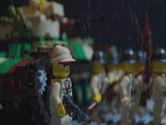 Lego WWII: Second Sino-Japanese War (Deleted Scene) (Force Movies Productions) Tags: lego minfig toy war wwii second sinojapanese brickarms brickmania brickfilm bricks soldier stopmotion custom toys tanks chinese japanese minifig military guns type 97 japan china chiha youtube rifles animation film firearms funny