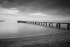 Pasarela (Photandr) Tags: pasarela mar playa sea beach seascape nd400 murcia longexposure cokin