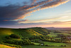 Fulking Escarpment (Alan MacKenzie) Tags: sunset landscape sussex brighton southdowns devilsdyke leefilters fulkingescarpment southdownsnationalpark