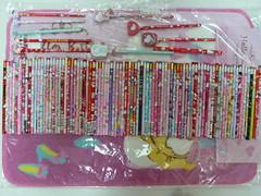 Hello Kitty (Little Vanilla) Tags: hello cute japan sweet hellokitty adorable kitty sanrio kawaii hellokittycollection nakajimausa hellokittypencils