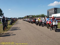 1 Minuut stilte Jan Wagemakers Endurance Oss 416-850