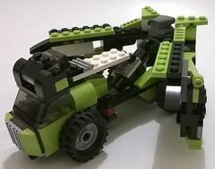 3 (ezrawibowo) Tags: robot lego transformer scifi mecha alternate moc legoformer