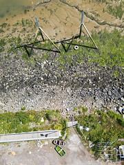 Longue Hougue (Ningaloo.) Tags: kite st kevin aerial kap mont guernsey sampson lajoie hougue longue aeriali crevelt kevinlajoie