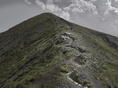 Monte Sief, Trincea austro-ungarica