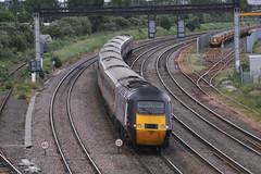 Washwood Heath HST (Paul Baxter 362) Tags: crosscountry hst highspeedtrain class43 43384 washwoodheath