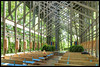 Thorncrown Chapel (ioensis) Tags: county june architecture jones chapel architect springs carroll arkansas fay eureka thorncrown 2014 jdl ioensis