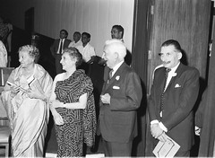 Gospel Singer Mahalia Jackson's Visit to India